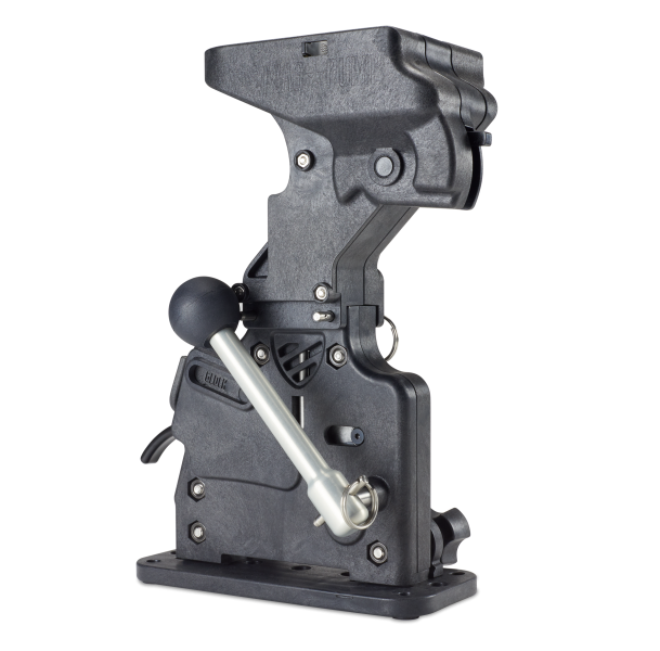 MagPump 9mm PRO is internally constructed with machined aluminum and steel internal components that increase loader efficiency