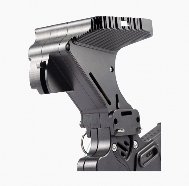 MagPump 9mm Luger ELITE magazine loader full machined aluminum hopper holds up to 50 rounds