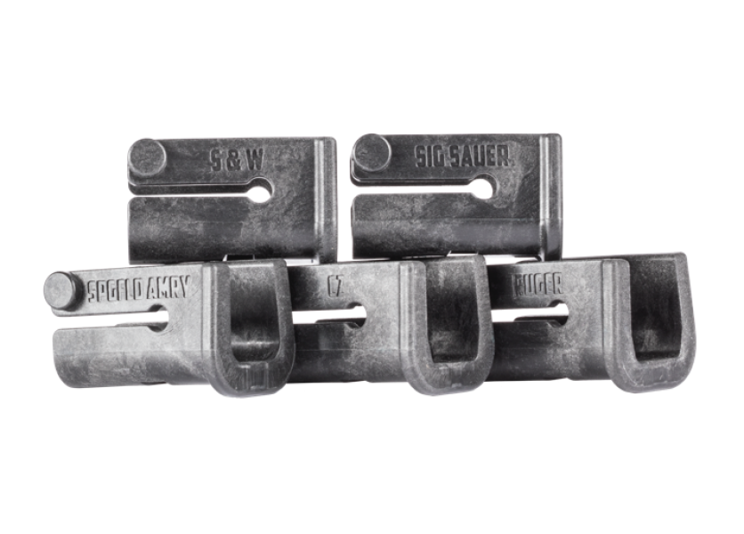 9mm single stack magazine retainers compatible with popular 9mm pistol models work with 9mm Luger Magazine Loader